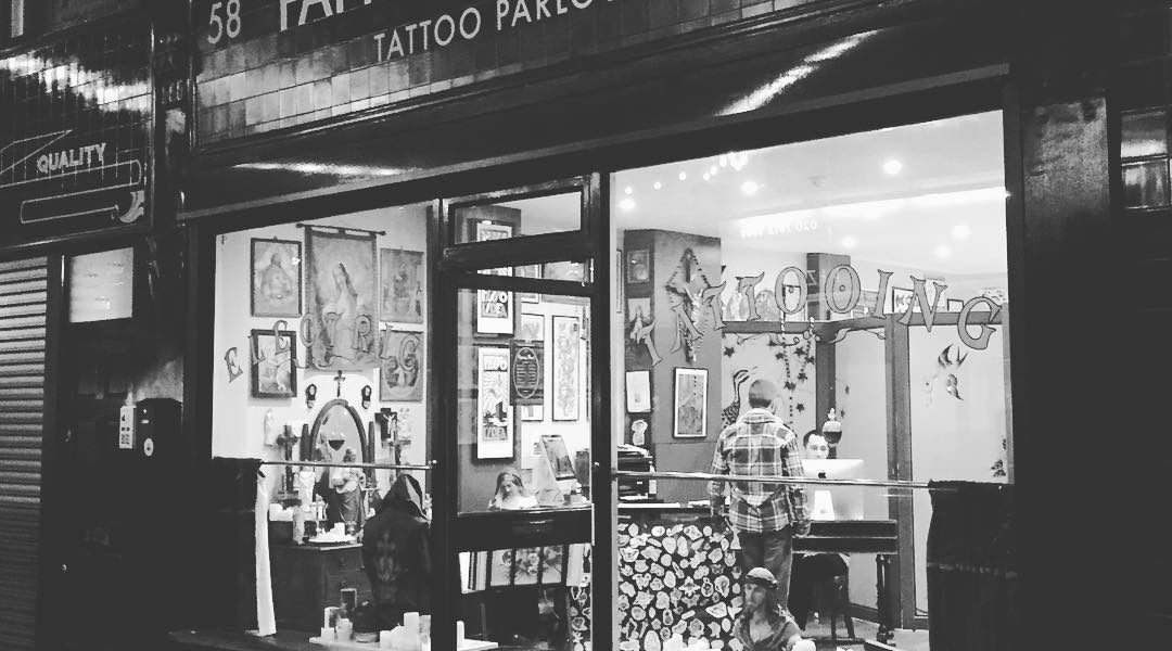 The Family Business Tattoo