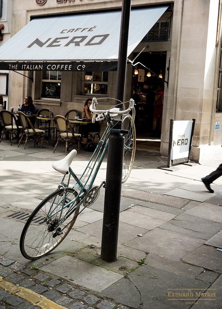 Caffé Nero, Exmouth Market, London