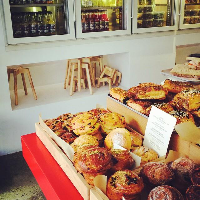 GAIL's Bakery, 33-35 Exmouth Market, London EC1R 4QL