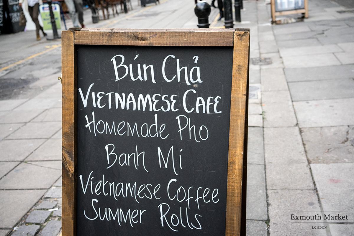 Bun Cha, 49 Exmouth Market, London EC1R 4QL