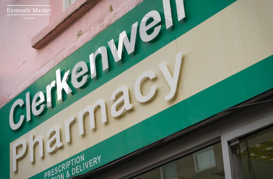 Clerkenwell Pharmacy