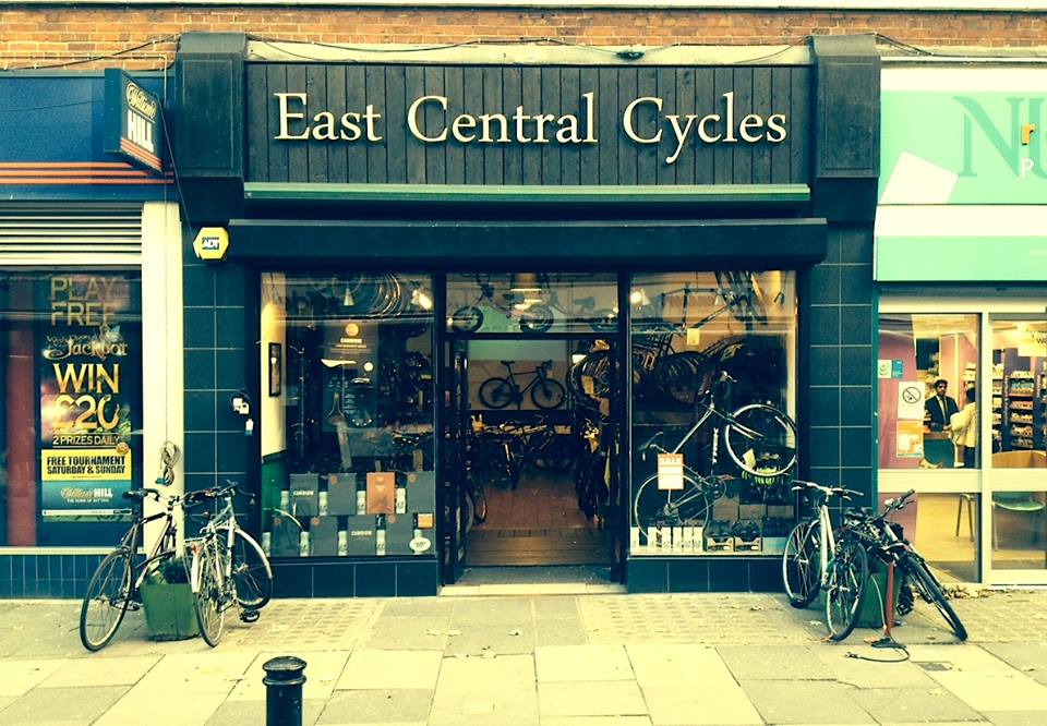 East Central Cycles, 18 Exmouth Market, London EC1R 4QE