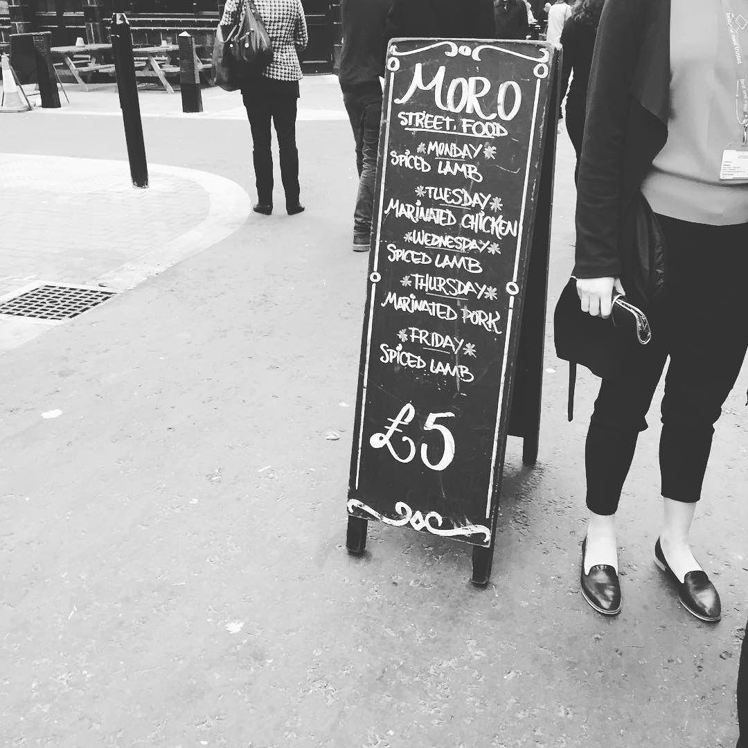 Moro, 34-36 Exmouth Market, London EC1R 4QE
