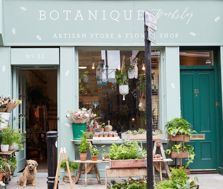Botanique Workshop, 31 Exmouth Market, London EC1R4QL