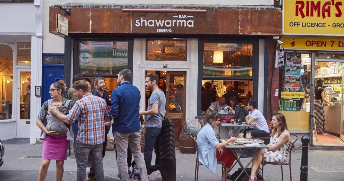 Berber & Q – Shawarma Bar