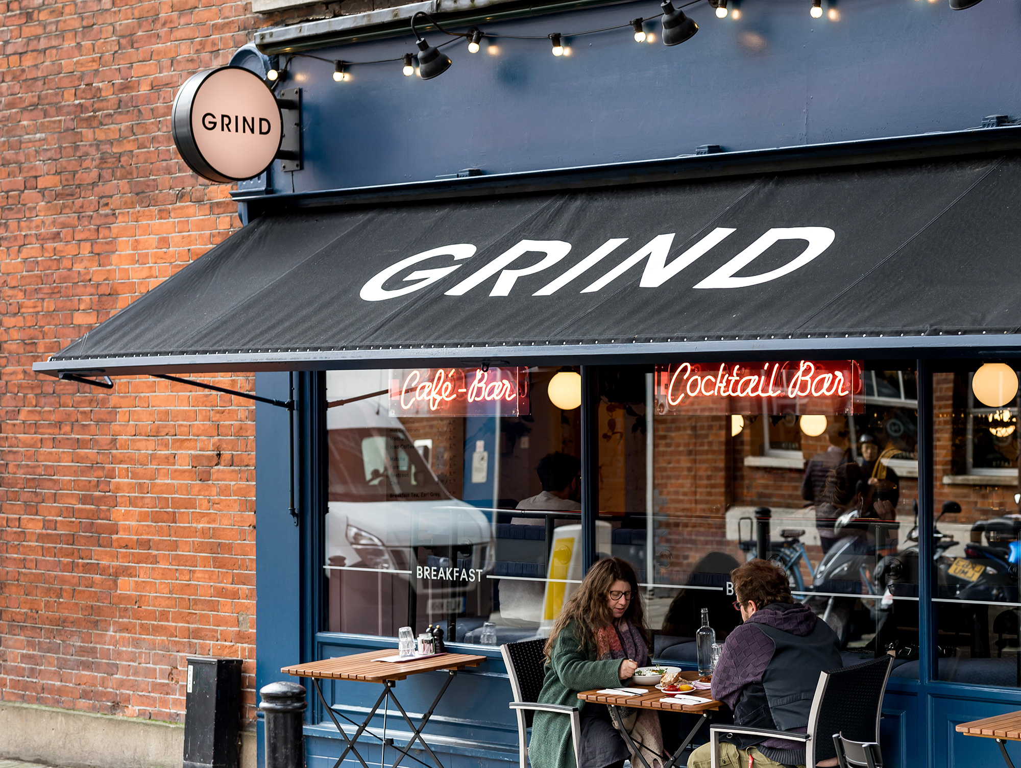 Exmouth Market Grind, 8-10 Exmouth Market, London EC1R 4QA